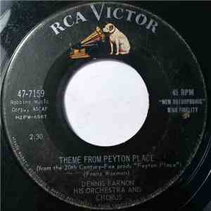 Dennis Farnon His Orchestra And Chorus / Dennis Farnon And His Orchestra - Theme From Peyton Place / Vienna Bongo download free
