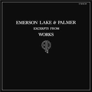 Emerson Lake & Palmer - Excerpts From Works download free