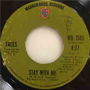 Faces  - Stay With Me / You're So Rude download free