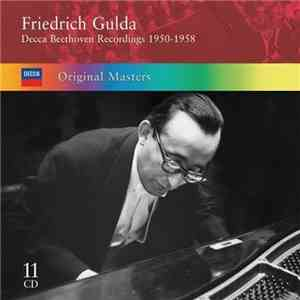 Friedrich Gulda - Decca Beethoven Recordings 1950-1958 download free