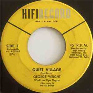 George Wright  - Quiet Village download free