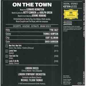 Michael Tilson Thomas, Thomas Hampson • David Garrison • Kurt Ollmann • Tyne Daly, London Symphony Orchestra - On The Town (Excerpts) download free