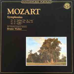 Mozart - Columbia Symphony Orchestra, Bruno Walter - The Last Six Symphonies download free