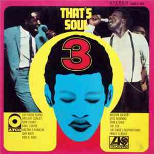 Various - That's Soul 3 download free